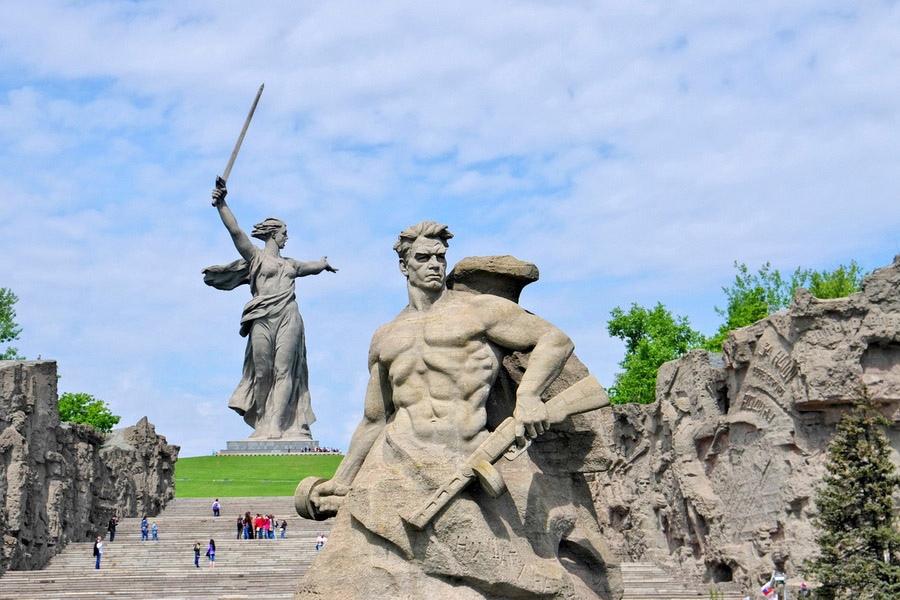 Волгоград. Городские экскурсии