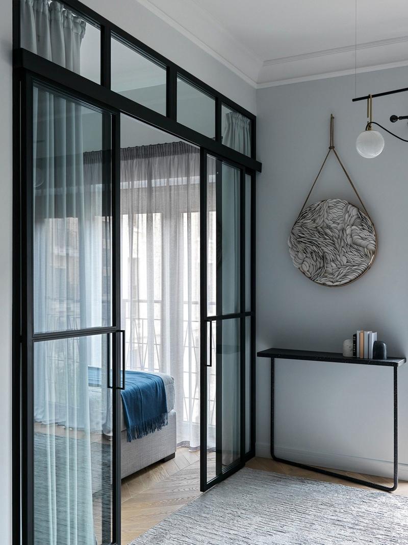 Интерьер квартиры 40 м в Москве.