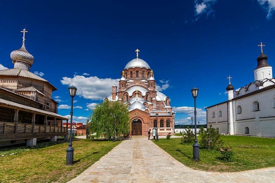 2021-07, Туры в Казань и Свияжск из Тольятти в июле, 3 дня (R)
