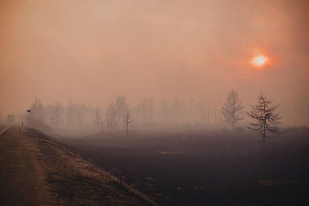Районы Забайкалья не смогут самостоятельно бороться с пожарами из-за плохих водокачек