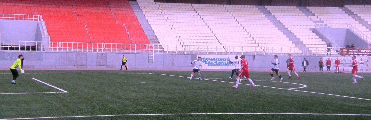 Кельмана-2021. Академия футбола-2 Челябинск - Металлург Златоуст 1-1. 3.04.2021