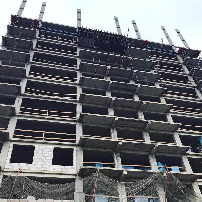 Отчёт об этапах строительства «ЖК Горизонт», изображение №5