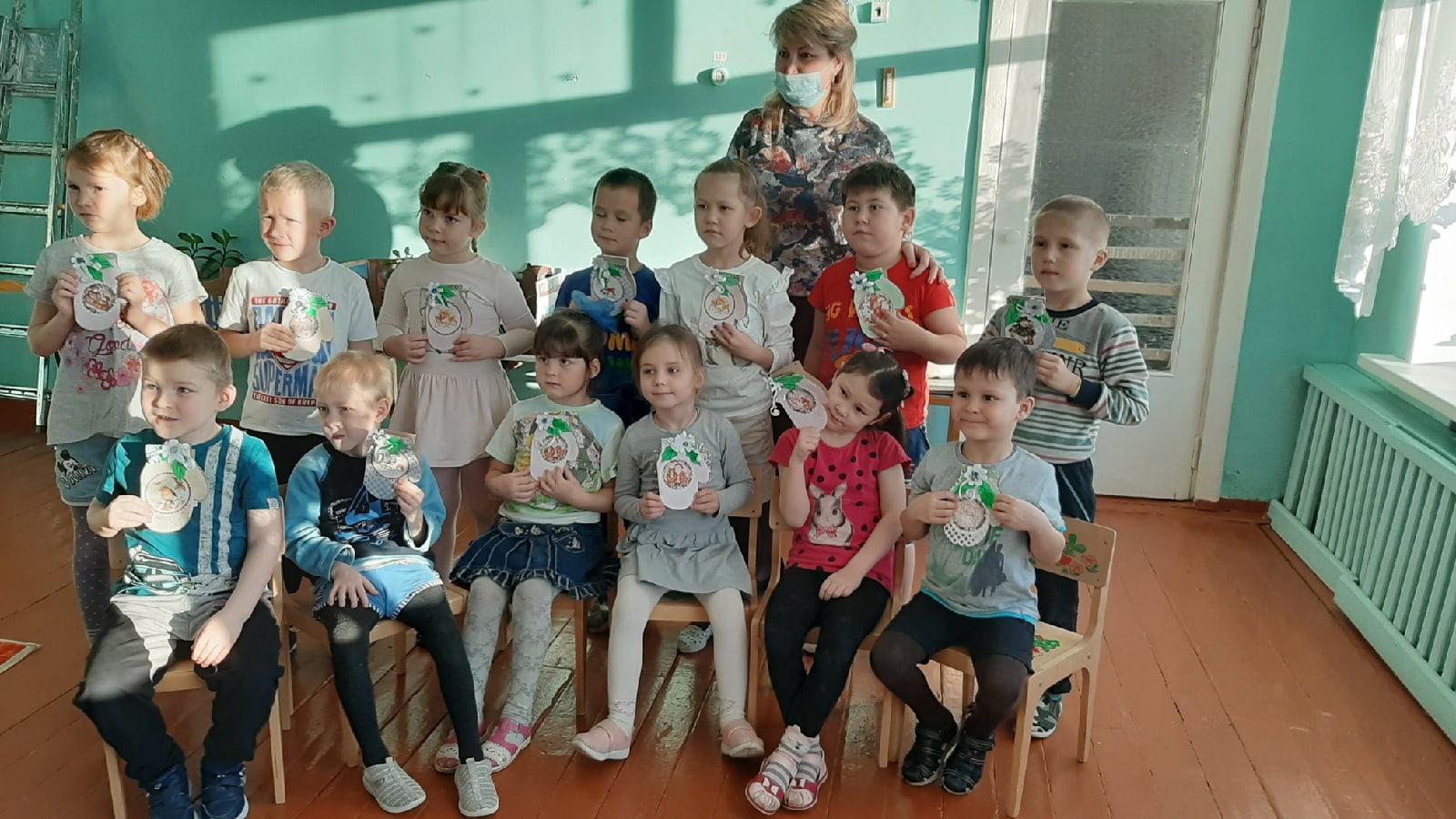 9 декабря 2020 г. для детей Малосюгинского