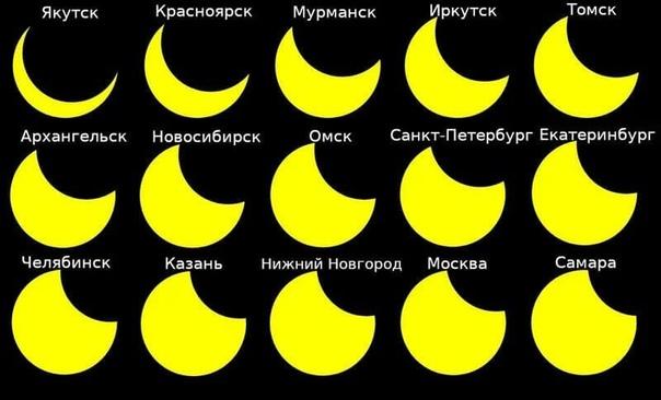 10 июня жители Земли смогут наблюдать кольцеобразное солнечное затмение.☀️🔭