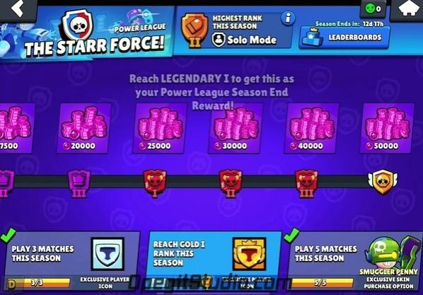 Продвижение по рангам Силовой Лиги Если вы играете