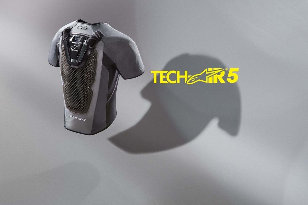 Жилет Alpinestars Tech-Air 5 2021