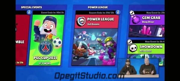 Замена Силовой Гонке — Силовая Лига! #bs@supercell_studio