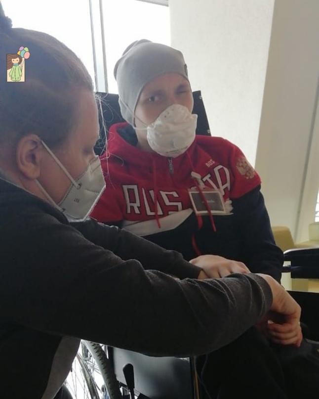 🆘 Взрослая борьба за здоровье в детской жизни, – у Серёжи злокачественная опухоль.