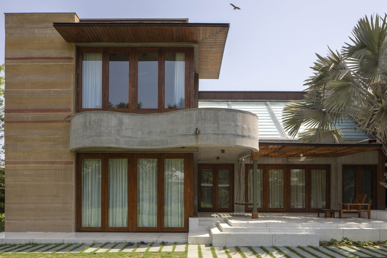 Meethi-Mishti nu Mati Ghar / SferaBlu Architects   Naman Shah Architects