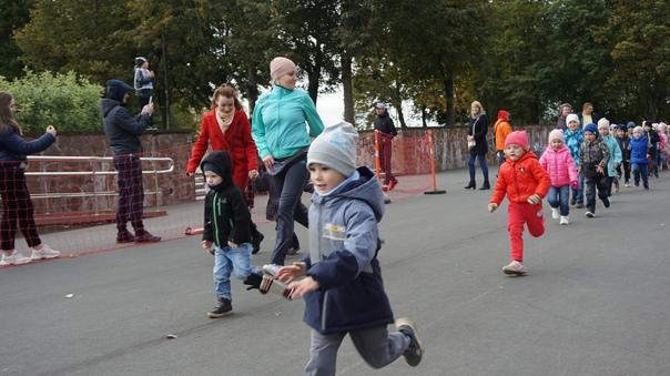 Вчера в муниципальном этапе Всероссийского дня бег...