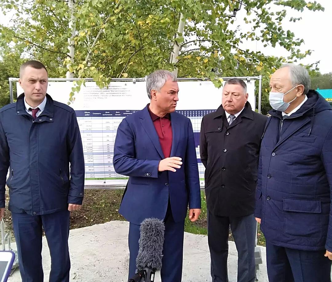 Объекты в Петровске, по реализации которых были опасения, должны сдать в октябре