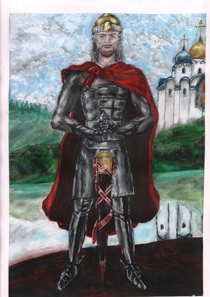 Якутская епархия подвела итоги конкурса «Александр Невский: воин, князь, святой», изображение №12