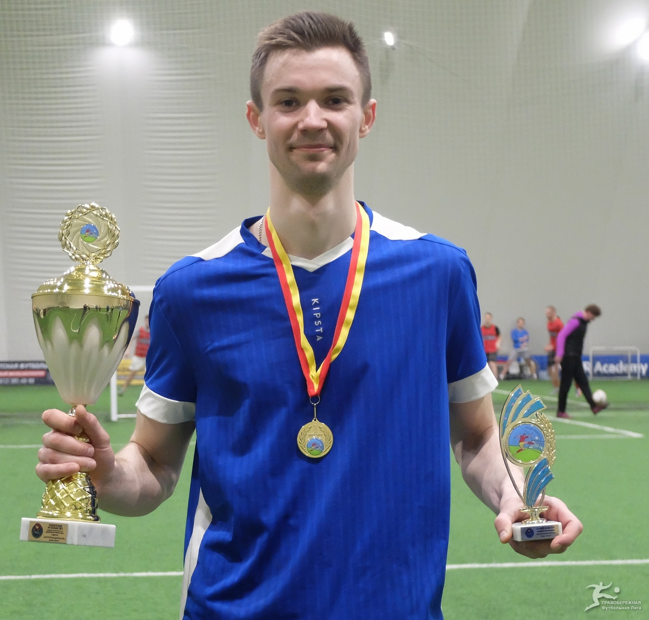 Андрей Мифодьев («Интернационале») — лучший ассистент дивизион Хирхасова.