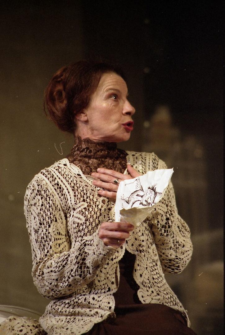 Сегодня отмечает юбилей актриса Вологодского драматического театра Светлана Улыбина🌹
