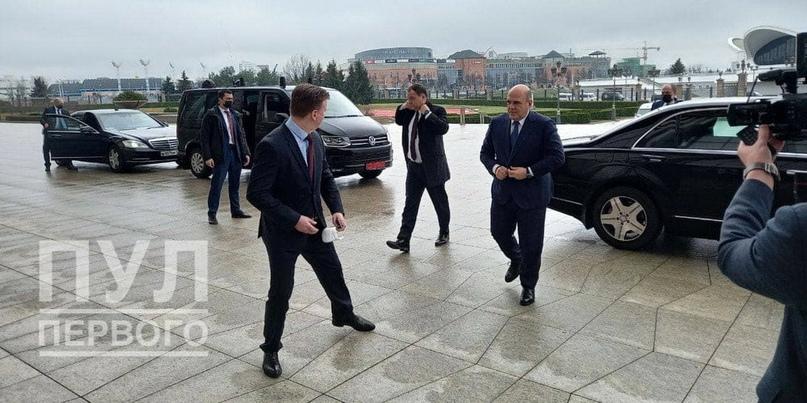 В Беларусь прибыл премьер РФ Мишустин. Будут говорить об «одной из важнейших проблем»