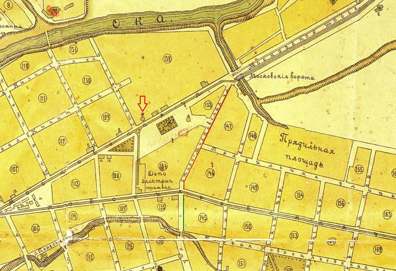 Воздвиженская площадь., изображение №6