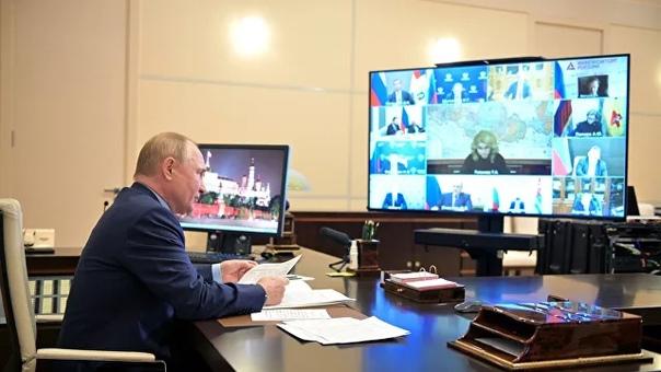 #вСтранеПутин объявил нерабочие дни с 30 октября п...