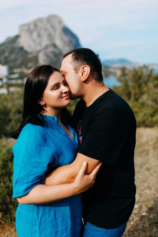 Love Story фотосессия в Новом Свете - Фотограф MaryVish.ru