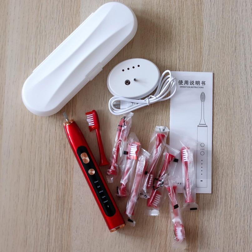 Электрическая зубная щетка Azdent.