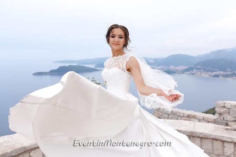 Свадьба для двоих в Черногории., изображение №1