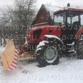 Отвал бульдозерный гидроповоротный для трактора МТЗ-922-3