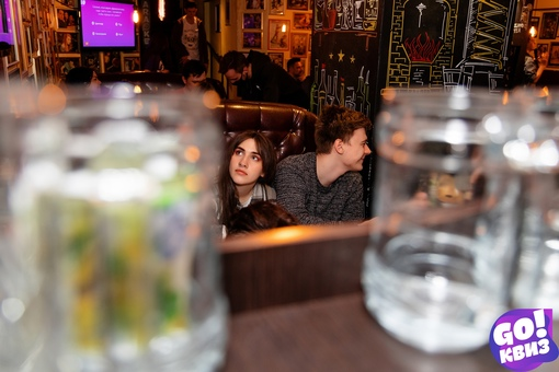 «GO!Квиз №102.2, Duckstars Bar, 29 апреля» фото номер 40