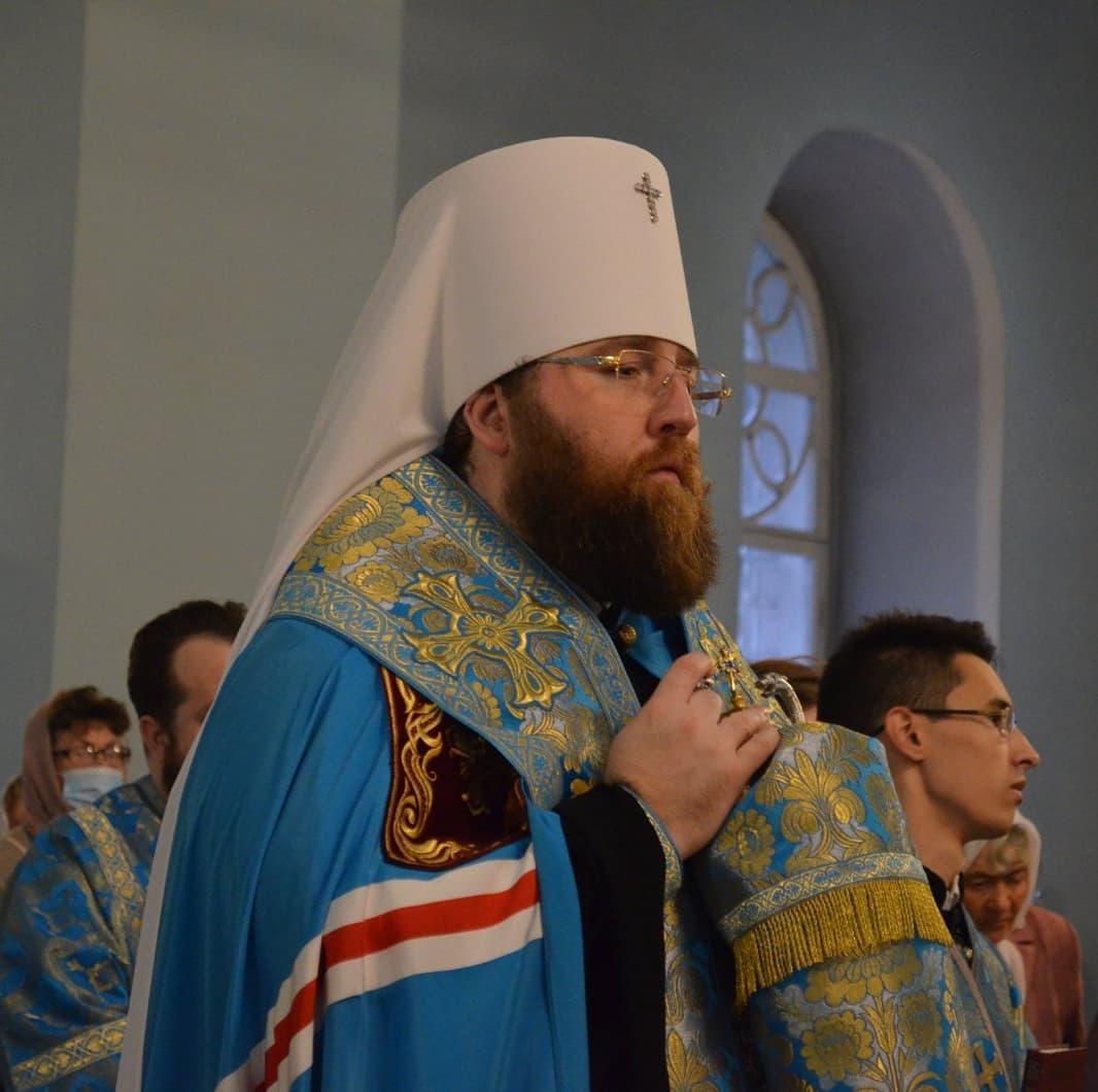 В Казанской церкви Петровска Божественную литургию совершит митрополит Саратовский и Вольский ИГНАТИЙ