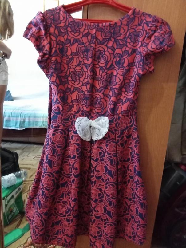 Нарядное платье,материал отличный,   Объявления Орска и Новотроицка №28580