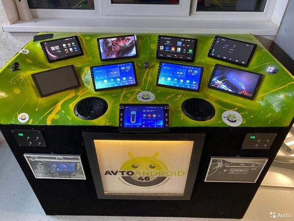 Магнитола на OC Android на любой автомобиль :)  ✔ ...