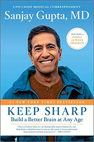 Keep Sharp by Sanjay Gupta