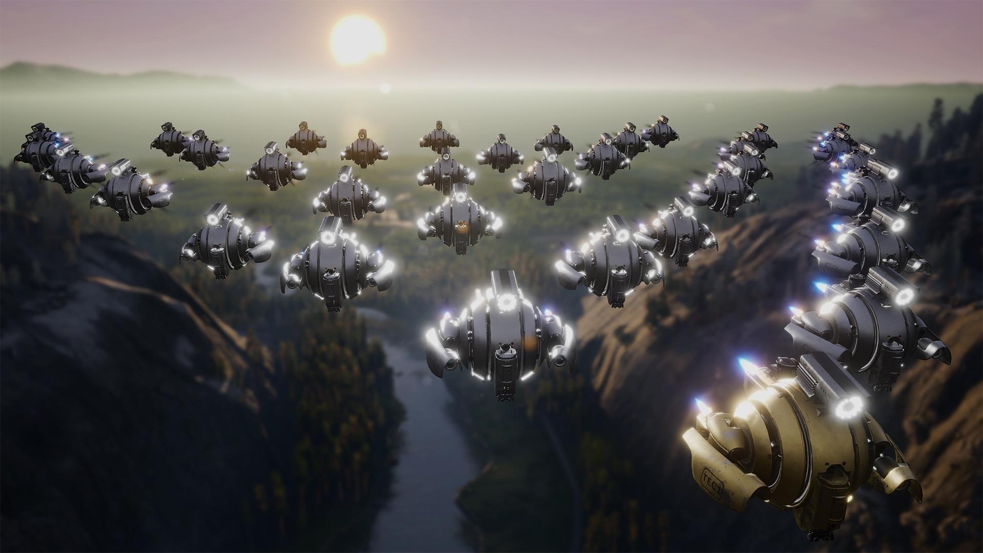 SCUM: Drones Все игроки SCUM -...