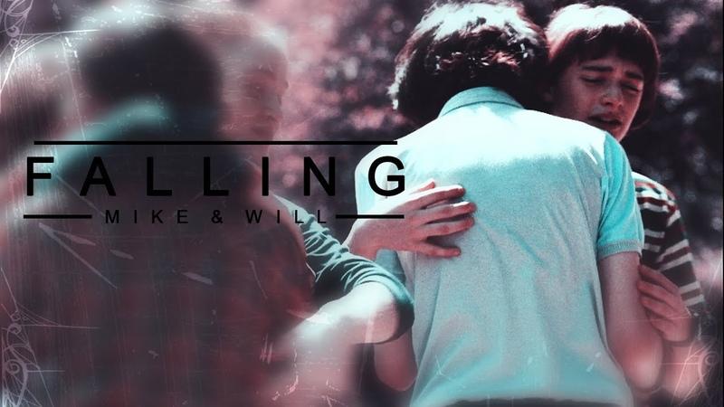 ► im falling again. [mike will]