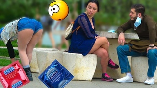 🔥 Dropping Condoms In Public PRANK - Best of Just For Laughs 😲