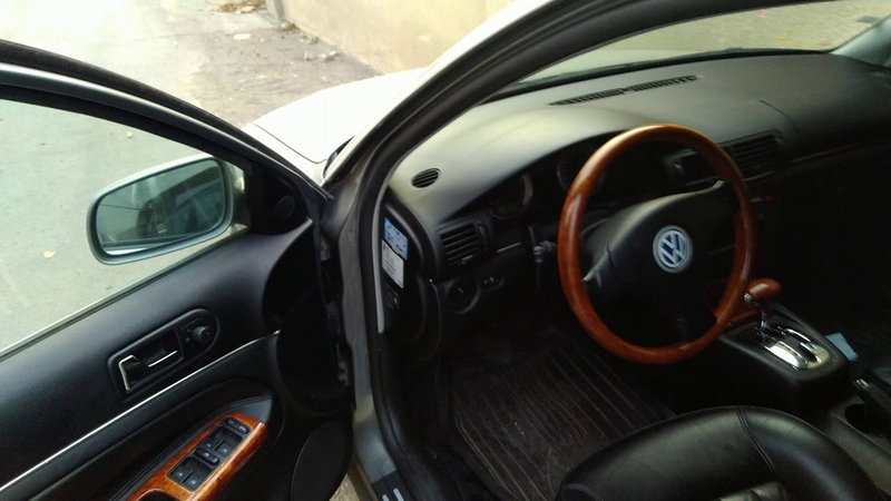 VW Passat b5 GP w8 4.0 4motion. Авто из Армении. Цена 5900$.