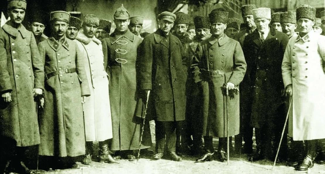 Большевики и Ататюрк