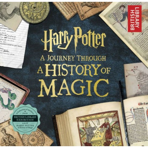 Harry Potter  A History of Magi - British Library