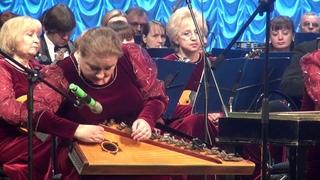 В лунном сиянии - Любовь Муравьева и Оркестр им.Осипова