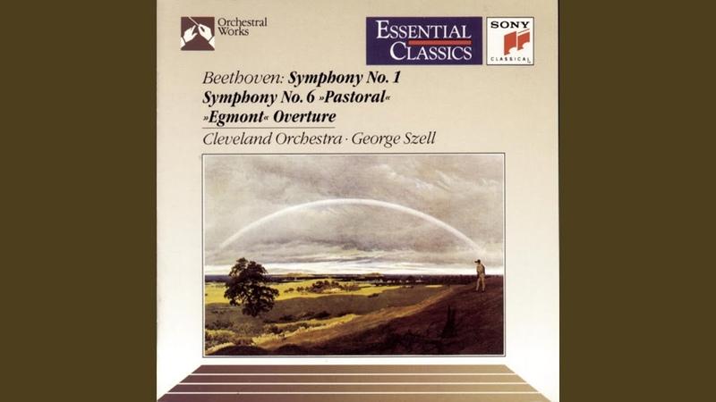 Symphony No 6 in F Major Op 68 Pastoral I Erwachen heiterer Empfindungen bei der Ankunft