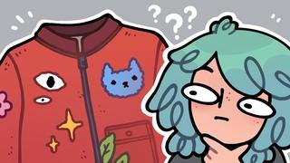 Обшиваю куртку коврами (что)   ┐(・_・;)┌