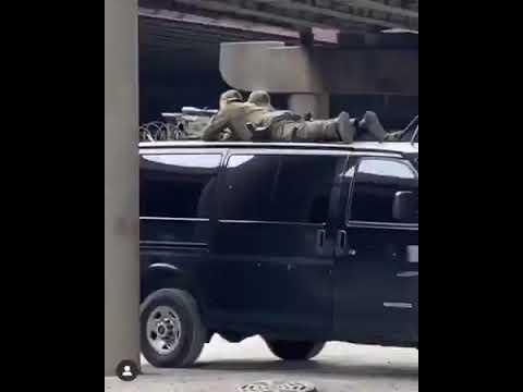 Полиция Чикаго получила информацию о снайперах