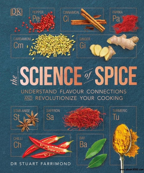 The Science of Spice Understand Flavour Connections and Revolutionize your Cooking