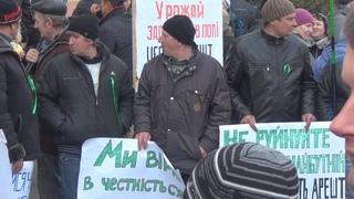 Украина Голодные Игры У Крестьян Отбирают Урожай! Народ Бунтует! Харьков Апелляционный Суд