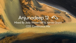 Anjunadeep 12 - CD3 Mixed by James Grant & Jody Wisternoff - Continuous Mix (4K)