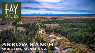 Montana Land For Sale   14,982± Acres in the Big Hole Valley   Arrow Ranch
