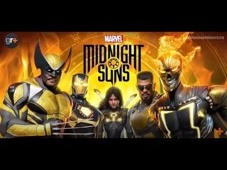 Midnight Suns Reveal Trailer