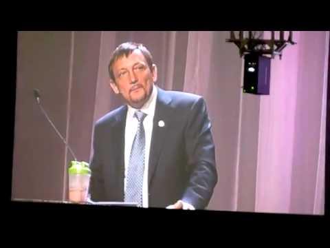 2012 09 Ата Мамедов Мои 10 учителей Речь на Agel World 2012