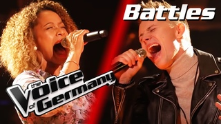 Tom Walkers - Leave A Light On (Matthias Nebel vs. Katiuska McLean)   The Voice of Germany   Battles