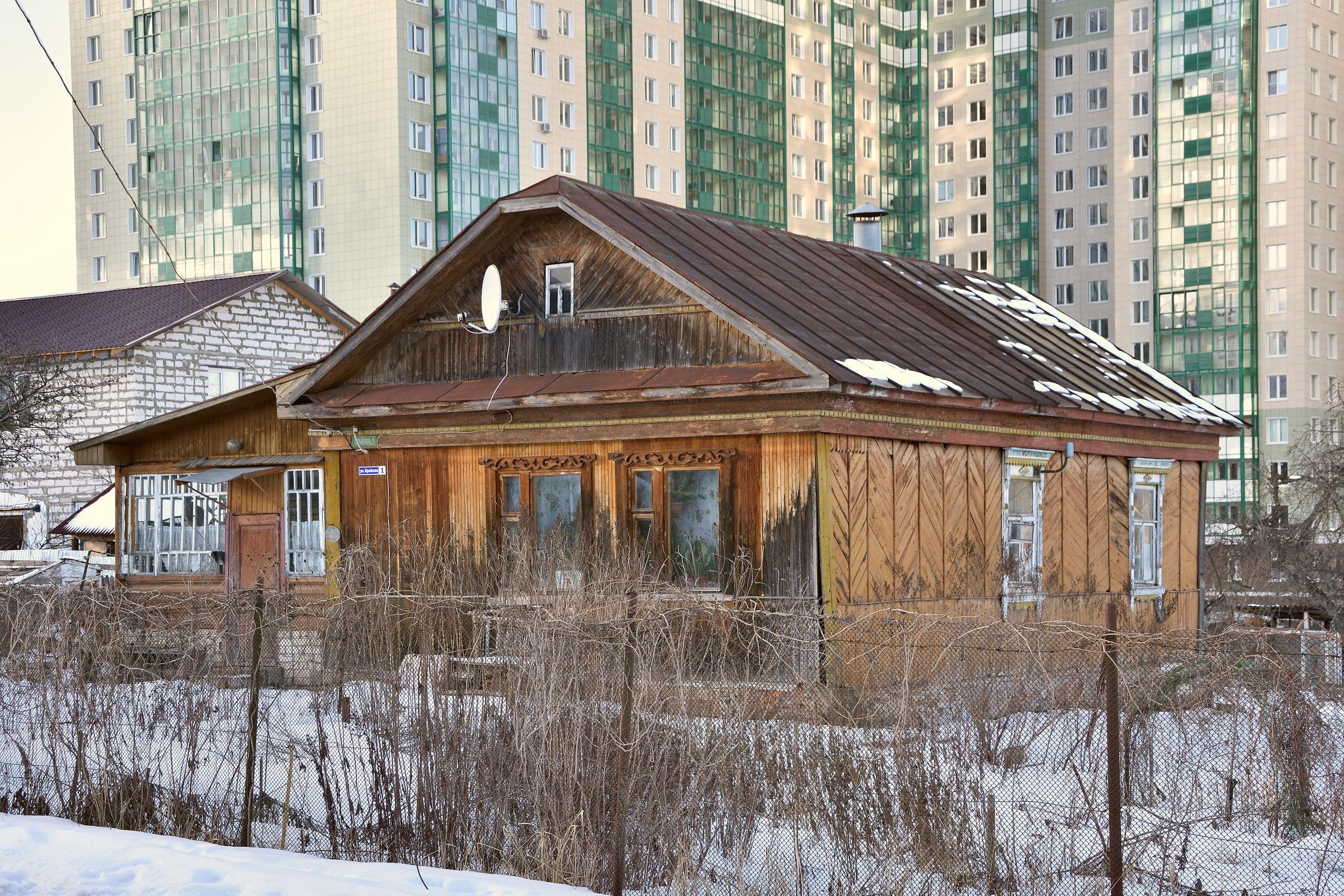 Дом в деревне Аннино