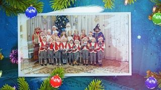 Новогодний утренник в детском саду №88 СПб. Видеосъемка в садике.