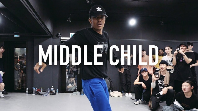 Middle Child J Cole Lyle Beniga Choreography